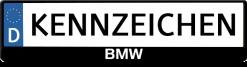 BMW-3D-kennzeichenhalter