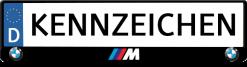 BMW-logo-m-logo-kennzeichenhalter