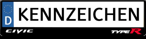Civic-Type-R-kennzeichenhalter