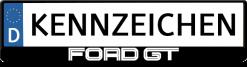 Ford-GT-logo-kennzeichenhalter