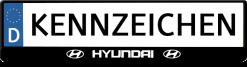 Hyundai-3d-kennzeichenhalter