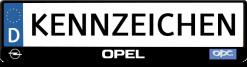 Opel-OPC-line-kennzeichenhalter