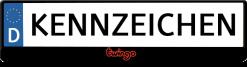 twingo-kennzeichenhalter
