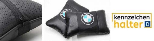 BMW-Auto-Kissen-Kissen-Nackenkissen-Auto-Sitzkissen-Auto-Kopfstutze