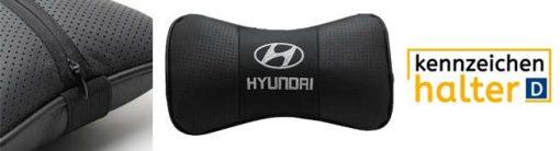 Hyundai-Auto-Kissen-Kissen-Nackenkissen-Auto-Sitzkissen-Auto-Kopfstutze