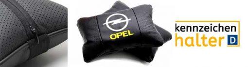 Opel-Auto-Kissen-Kissen-Nackenkissen-Auto-Sitzkissen-Auto-Kopfstutze